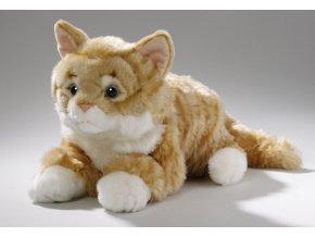 Plüss cica 48 cm - plüss játékok