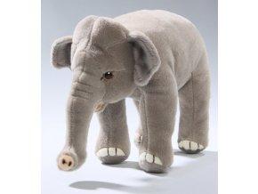 Plüss elefánt 22 cm - plüss játékok