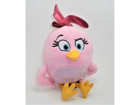 Plüss Angry Birds figura, Pink 22 cm