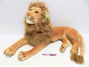 Plüss oroszlán 90 cm - plüss játékok
