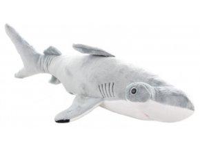 Plüss cápa 60 cm - plüss játékok