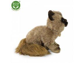 Plüss cica 28 cm - plüss játékok