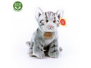 Plüss cica 24 cm - plüss játékok
