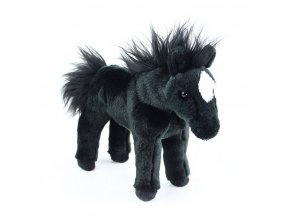 Plüss ló 28 cm - plüss játékok
