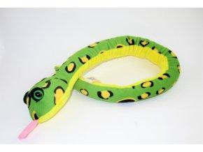 Plüss kígyó 91 cm - plüss játékok