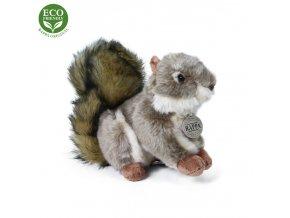 Plüss mókus 24 cm - plüss játékok