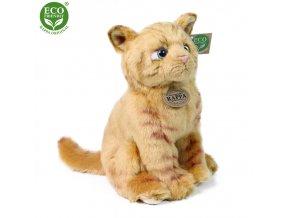 Plüss cica 25 cm - plüss játékok