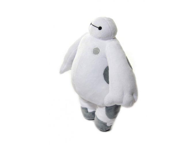 Plyšový Big Hero 6 Baymax Bílý 30 cm