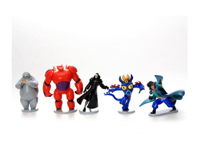 Figurky Velká šestka (Big Hero 6)