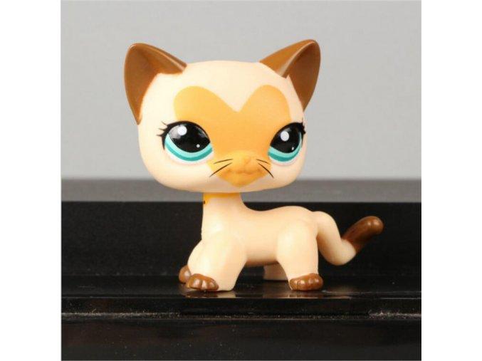 Littlest Pet Shop Kitty Heart 5 cm - LPS 0151