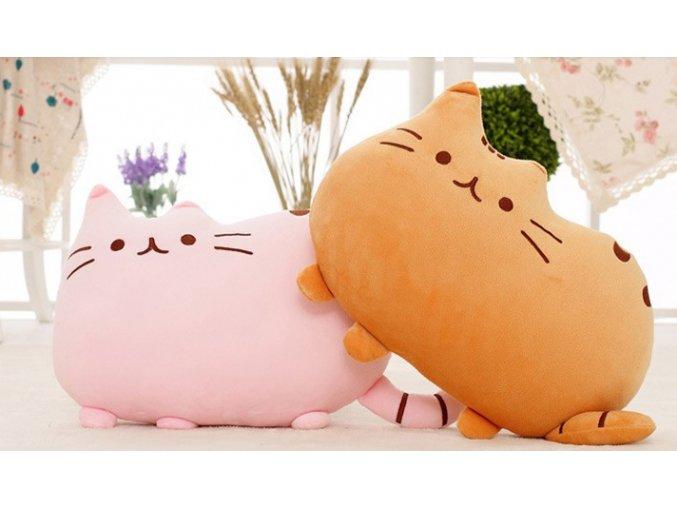 Plyšová kočička Pusheen 40x30 cm