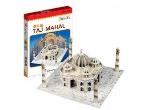 3D model Taj-Mahal
