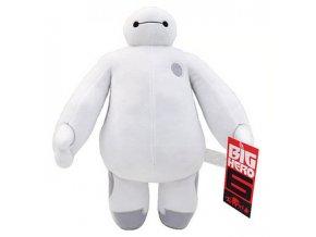 Plyšový Big Hero 6 Baymax Bílý 18 cm