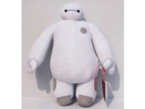 Plyšový Big Hero 6 Baymax Bílý 40 cm