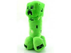 Minecraft Creeper plyšová figurka 15 cm