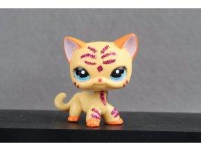 Littlest Pet Shop Kitty Modroočka 5 cm - LPS 2118