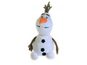 DISNEY Plyšový sněhulák Olaf 45 cm - Frozen Ledové království