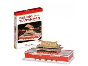 3D model Beijing Tiananmen