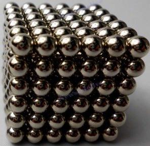 NeoCube - magnetické kuličky 216 ks 5mm