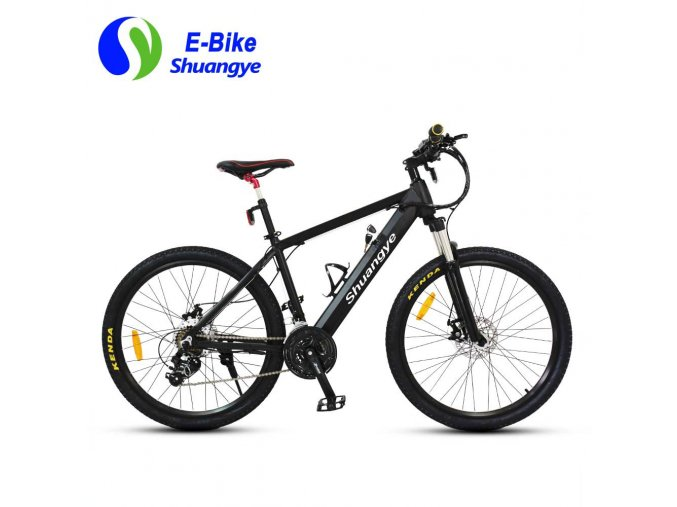 electric ebike A6AH26