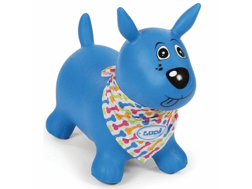 skakaci pes modry modry