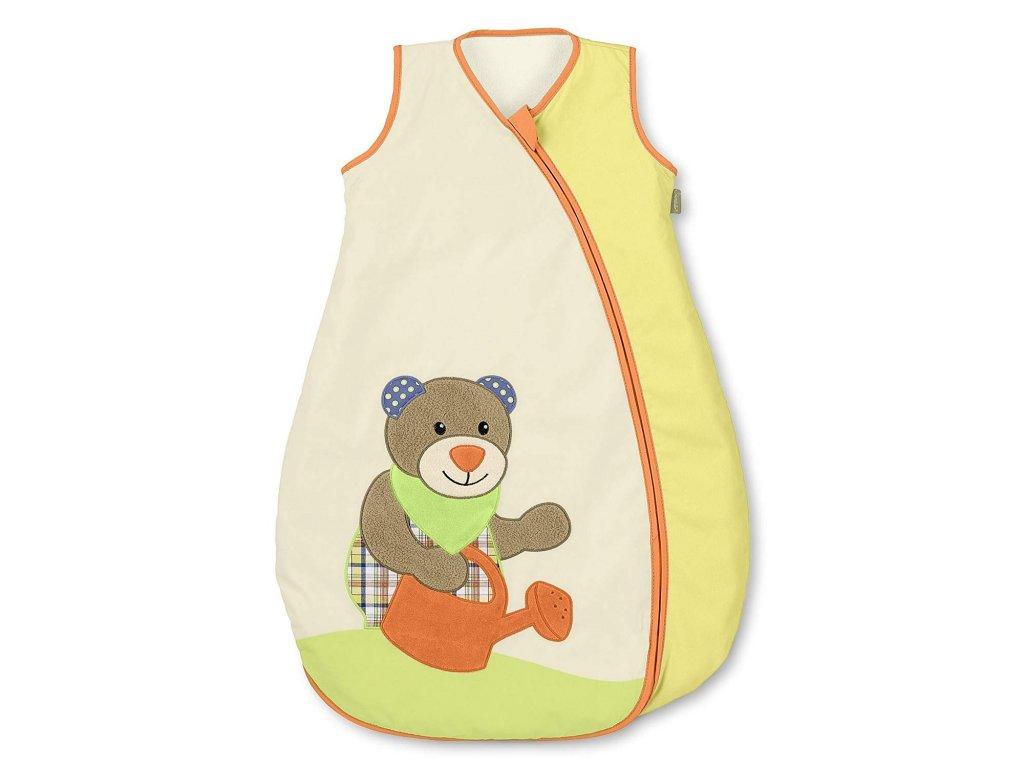 letní spaci pytel medvidek benno