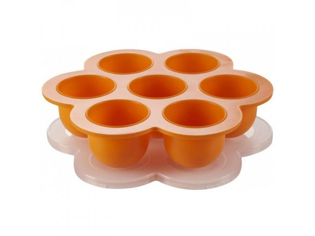 multidavkovac jidla do mrazaku oranzovy