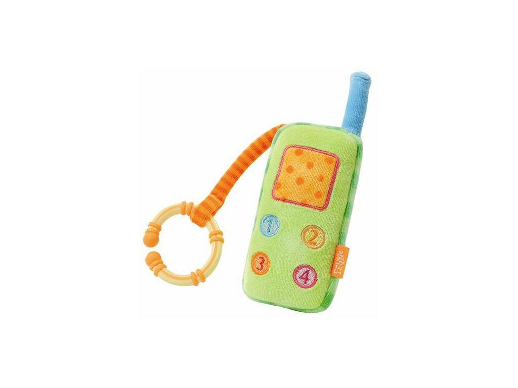 chrastitko mobilni telefon