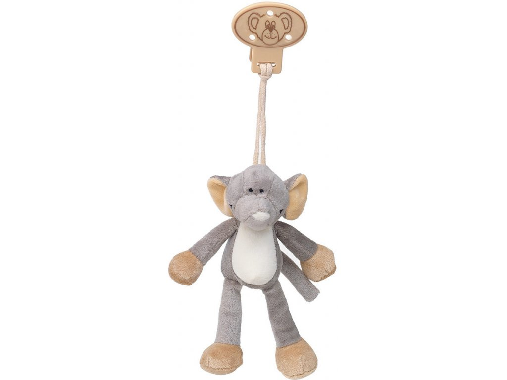 zviratko na klipu slon