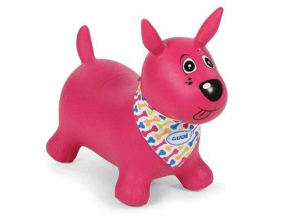 skakaci pes ruzovy