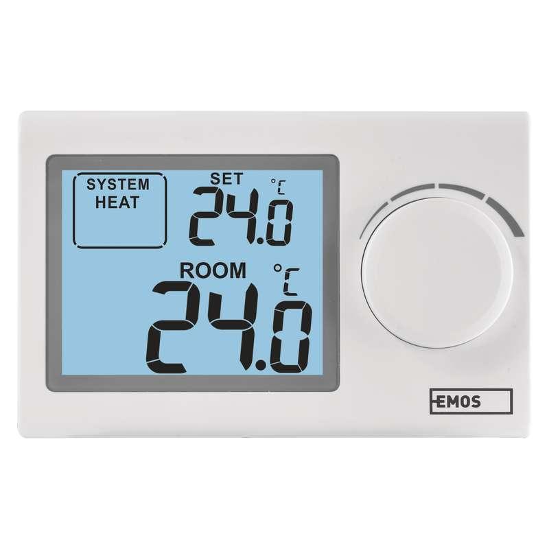 Digitální termostaty