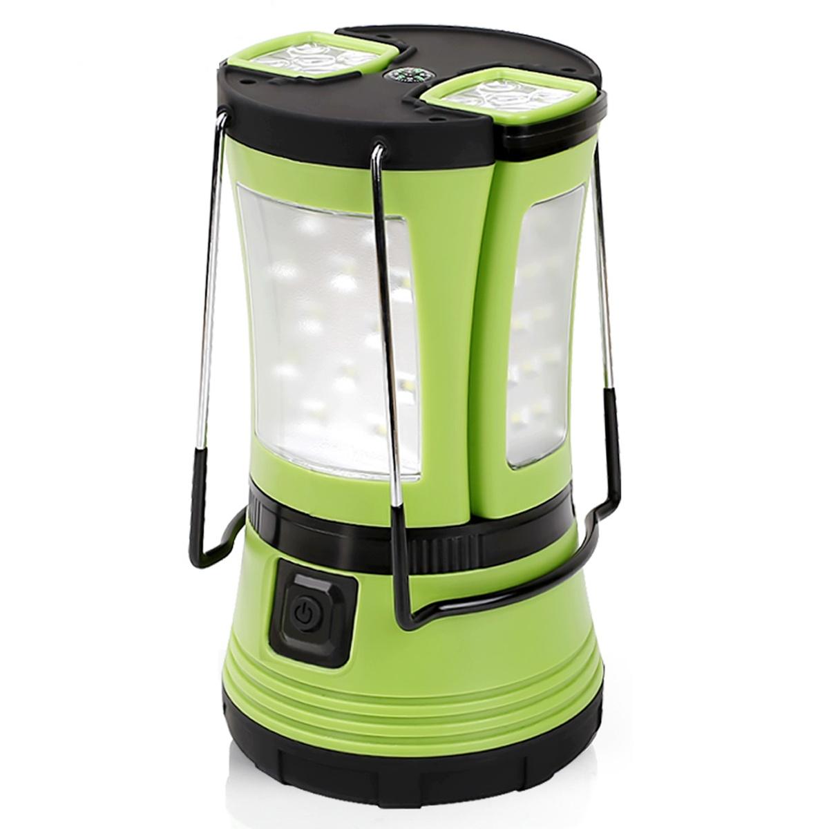 Kempingové LED svítilny