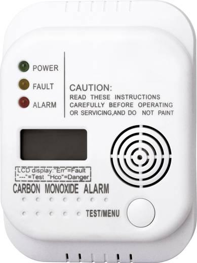 Detektory Oxidu uhelnatého
