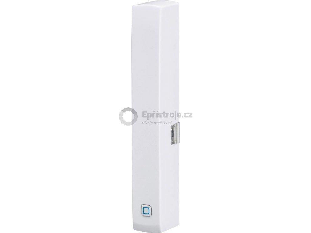 Bezdrátový dveřní, okenní kontakt Smart Home Homematic IP HMIP-SWDO, Max. dosah 150 m