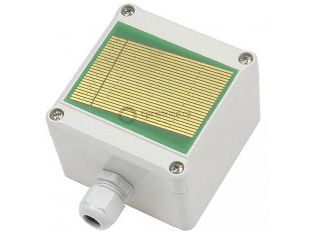 Dešťový senzor v pouzdře REGME-24V, detekce sucha, mokra a mlhy