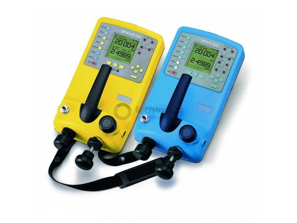 Procesní kalibrace tlakoměru do 40 MPa