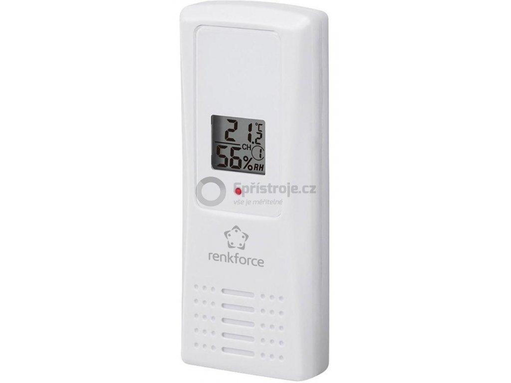 Teplotně-vlhkostní čidlo Renkforce FT007TH