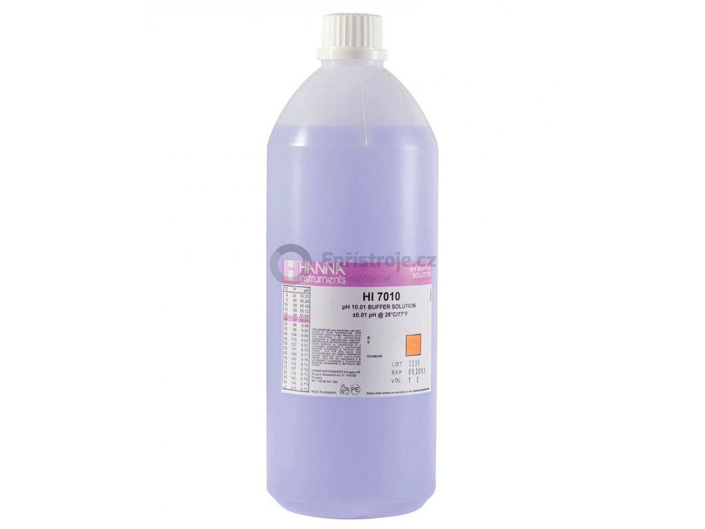 Kalibrační roztok pro pH 10,01 - HI7010/1L, objem 1 litr