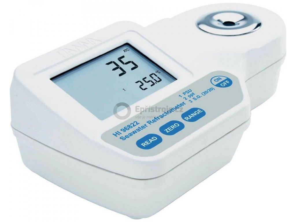 Digitální refraktometr Hanna Instruments HI 96822