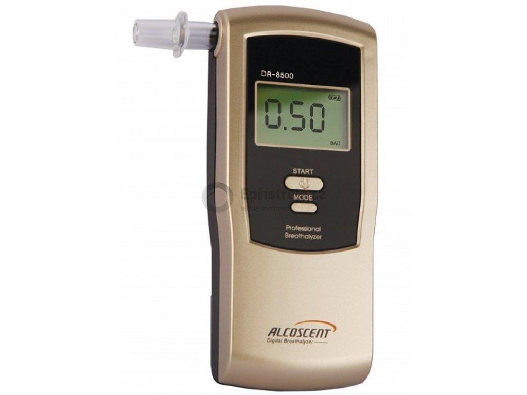 DA 8500®   Firemní alkohol tester Fuel Cell