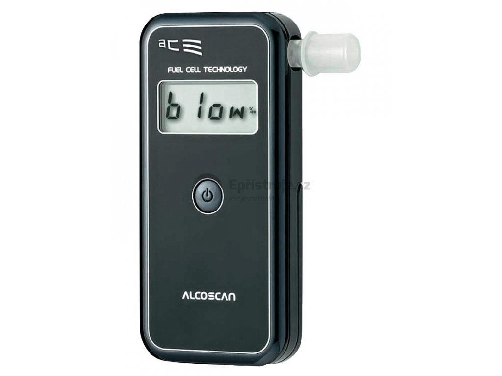 ACE Alcoscan II   Firemní alkohol tester