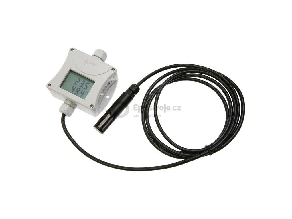 T0211 Snímač teploty a vlhkosti s výstupem 0-10V