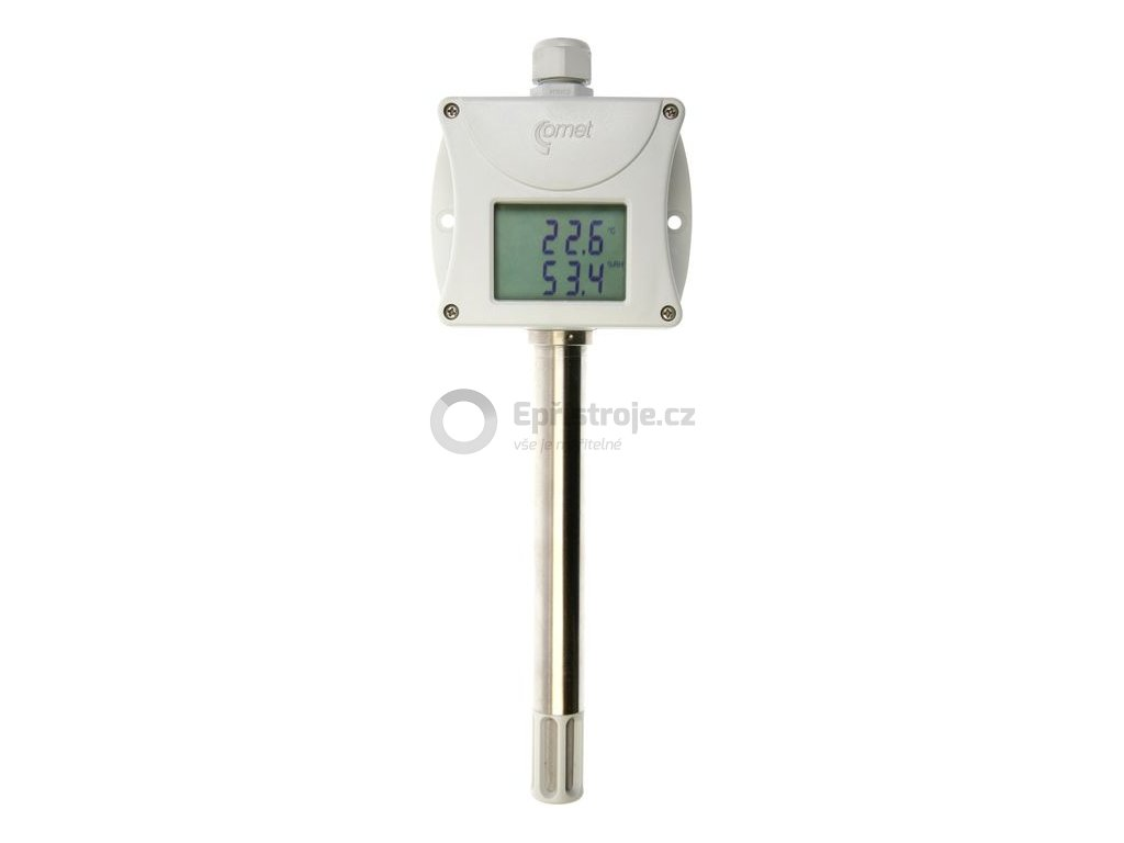 T0213 Snímač teploty a vlhkosti s výstupem 0-10V