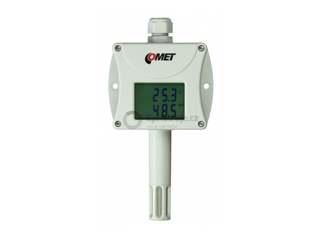 T3110 Snímač teploty a vlhkosti s výstupem 4-20mA