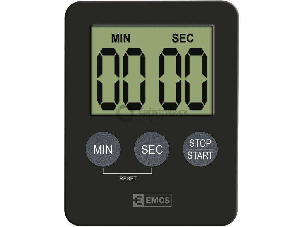 Digitální kuchyňská minutka TP202 - timer | E0202