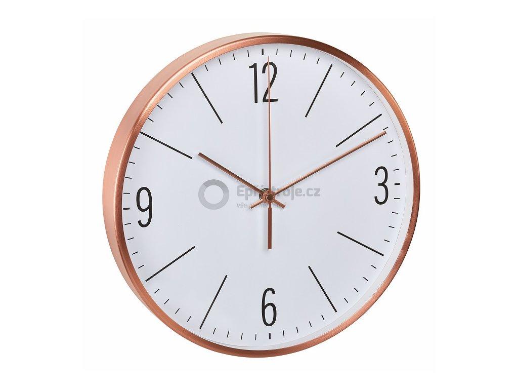 Nástěnné hodiny řízené DCF signálem TFA 60.3534.51