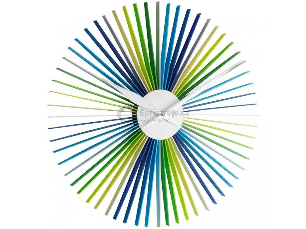 XXL-nástěnné hodiny DAISY, TFA 60.3023.30, Ø 500 mm