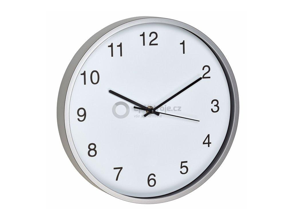 QUARTZ nástěnné hodiny TFA 60.3019.54; Ø 302 mm