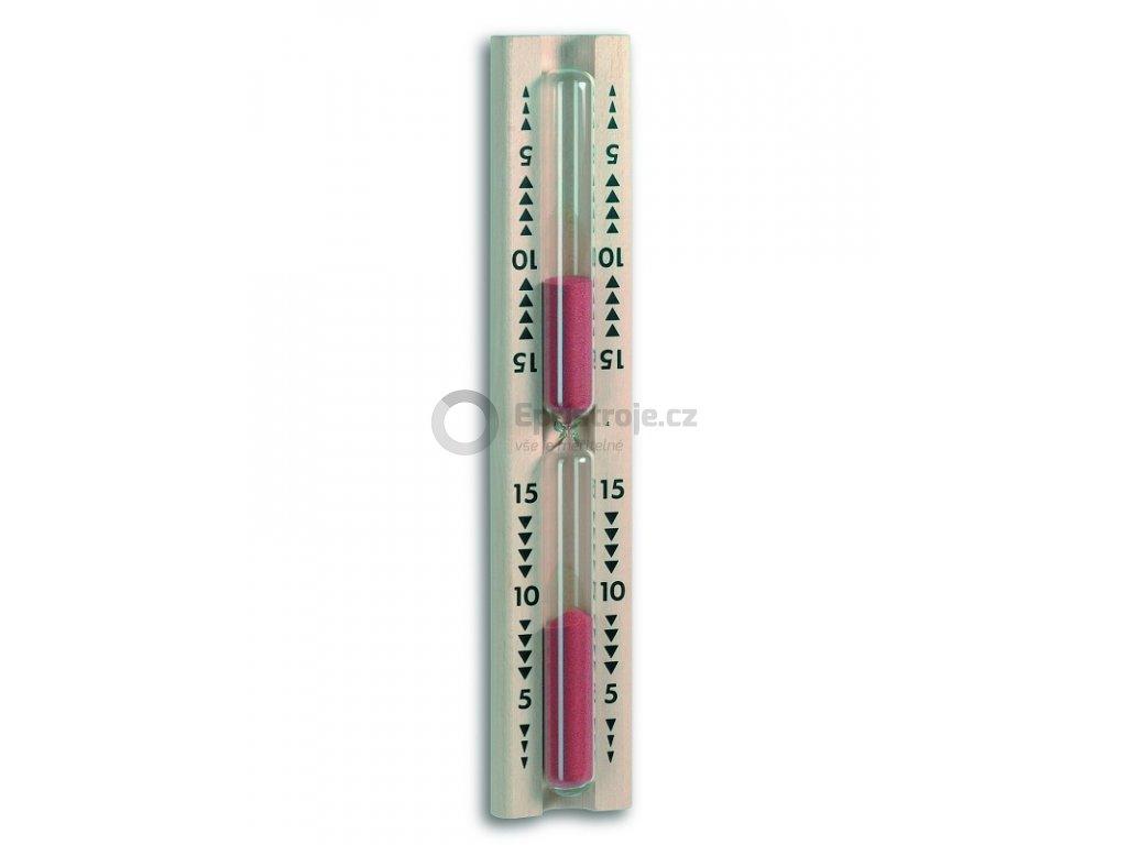 Přesýpací saunové hodiny TFA 40.1001; 287 x 52 mm