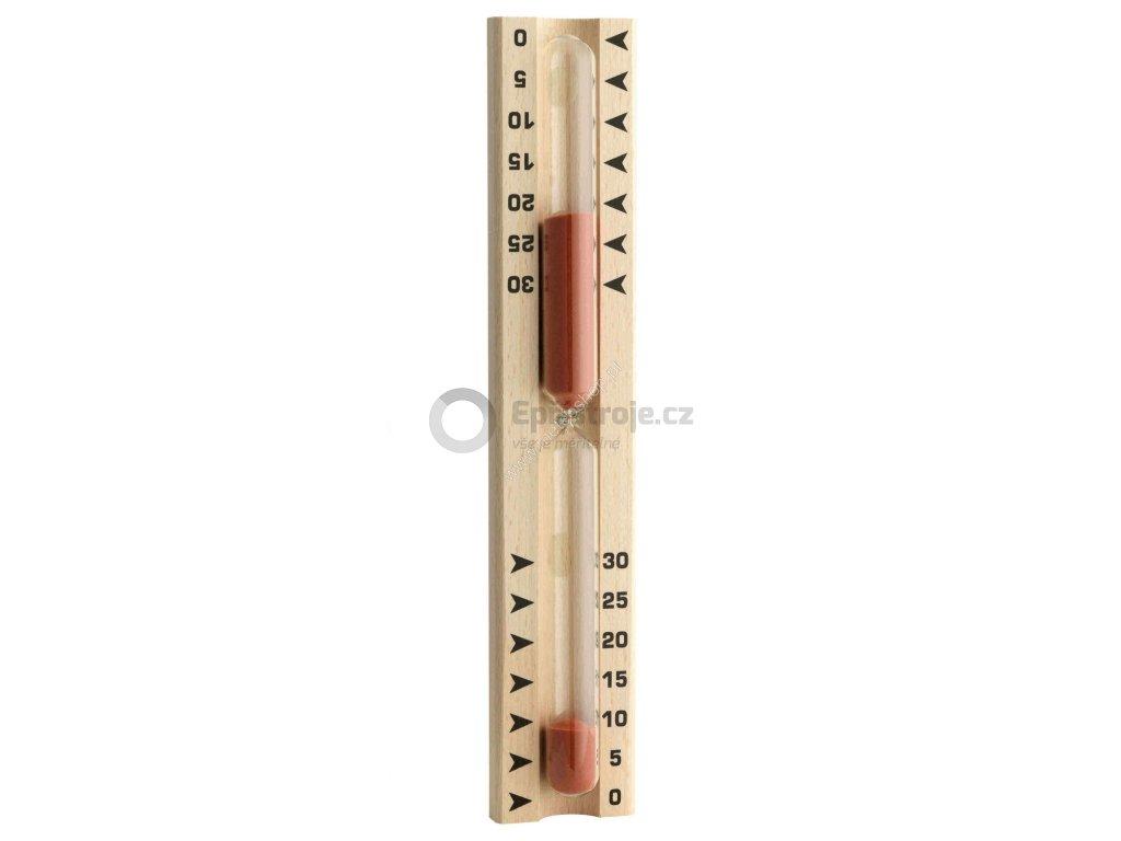 Saunové přesýpací hodiny TFA 40.1046; 287 x 52 mm